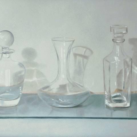 3x glas